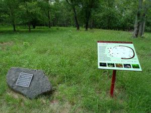Environmental Signage - Sweet Briar